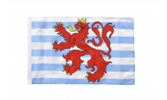 Luxembourg lion Flag with sleeve