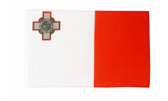 Malta Flag with sleeve