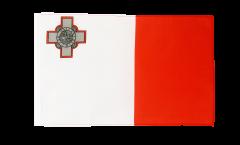Malta Flag - 12 x 18 inch