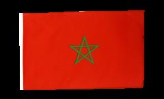 Morocco Flag - 12 x 18 inch