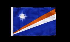 Marshall Islands Flag - 12 x 18 inch