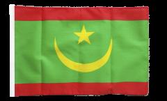 Mauritania Flag - 12 x 18 inch