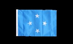 Micronesia Flag - 12 x 18 inch