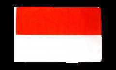 Monaco Flag - 12 x 18 inch