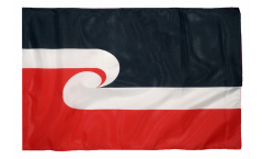 New Zealand Maori Flag with sleeve