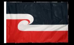 New Zealand Maori Flag - 12 x 18 inch