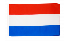 Netherlands Flag with sleeve