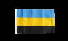 Netherlands Gelderland Flag with sleeve