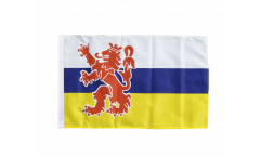 Netherlands Limbourg Flag - 12 x 18 inch
