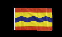Netherlands Overijssel Flag with sleeve
