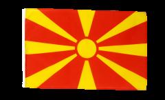 Macedonia Flag - 12 x 18 inch