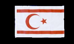 North Cyprus Flag - 12 x 18 inch
