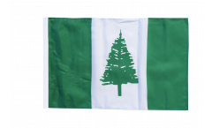 Norfolk Islands Flag with sleeve