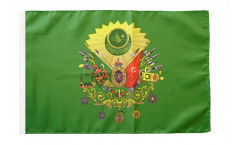 Ottoman Empire Coat of Arms Flag with sleeve