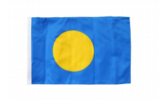 Palau Flag with sleeve