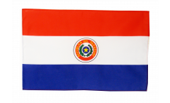 Paraguay Flag with sleeve