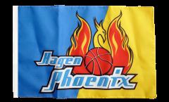 Phoenix Hagen Flag with sleeve