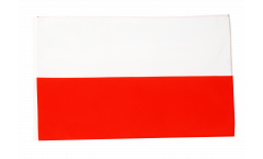 Poland Flag with sleeve