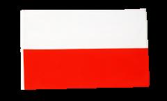 Poland Flag - 12 x 18 inch