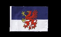 Pomerania Flag - 12 x 18 inch