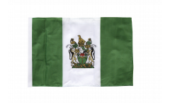 Rhodesia Flag with sleeve