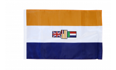 South Africa old Flag with sleeve