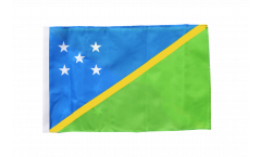 Solomon Islands Flag - 12 x 18 inch
