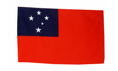 Samoa Flag with sleeve