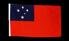 Samoa Flag - 12 x 18 inch