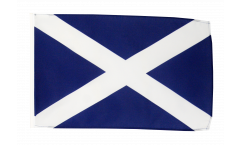 Scotland Flag with sleeve