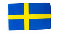 Sweden Flag with sleeve