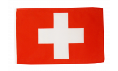 Switzerland Flag - 12 x 18 inch