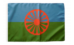 Sinti Flag with sleeve
