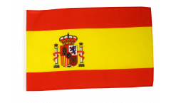 Spain Flag with sleeve