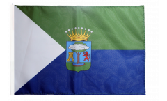 Spain El Hierro Flag with sleeve
