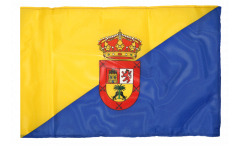 Spain Gran Canaria Flag with sleeve
