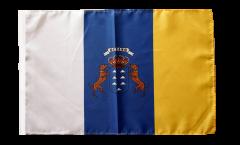 Spain Canaries Flag - 12 x 18 inch