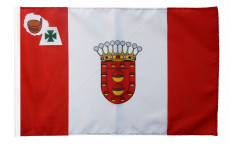 Spain La Gomera Flag with sleeve