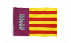 Spain Majorca Flag with sleeve