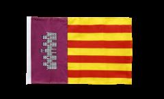 Spain Majorca Flag - 12 x 18 inch