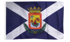 Spain Tenerife Flag with sleeve