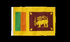 Sri Lanka Flag with sleeve
