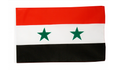 Syria Flag - 12 x 18 inch