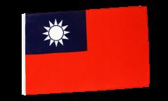 Taiwan Flag - 12 x 18 inch