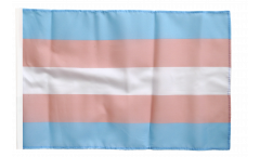 Transgender Pride Flag - 12 x 18 inch