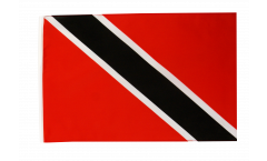 Trinidad and Tobago Flag with sleeve