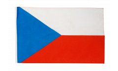 Czech Republic Flag with sleeve