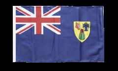 Turks and Caicos Islands Flag with sleeve