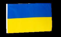 Ukraine Flag - 12 x 18 inch
