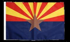USA Arizona Flag with sleeve